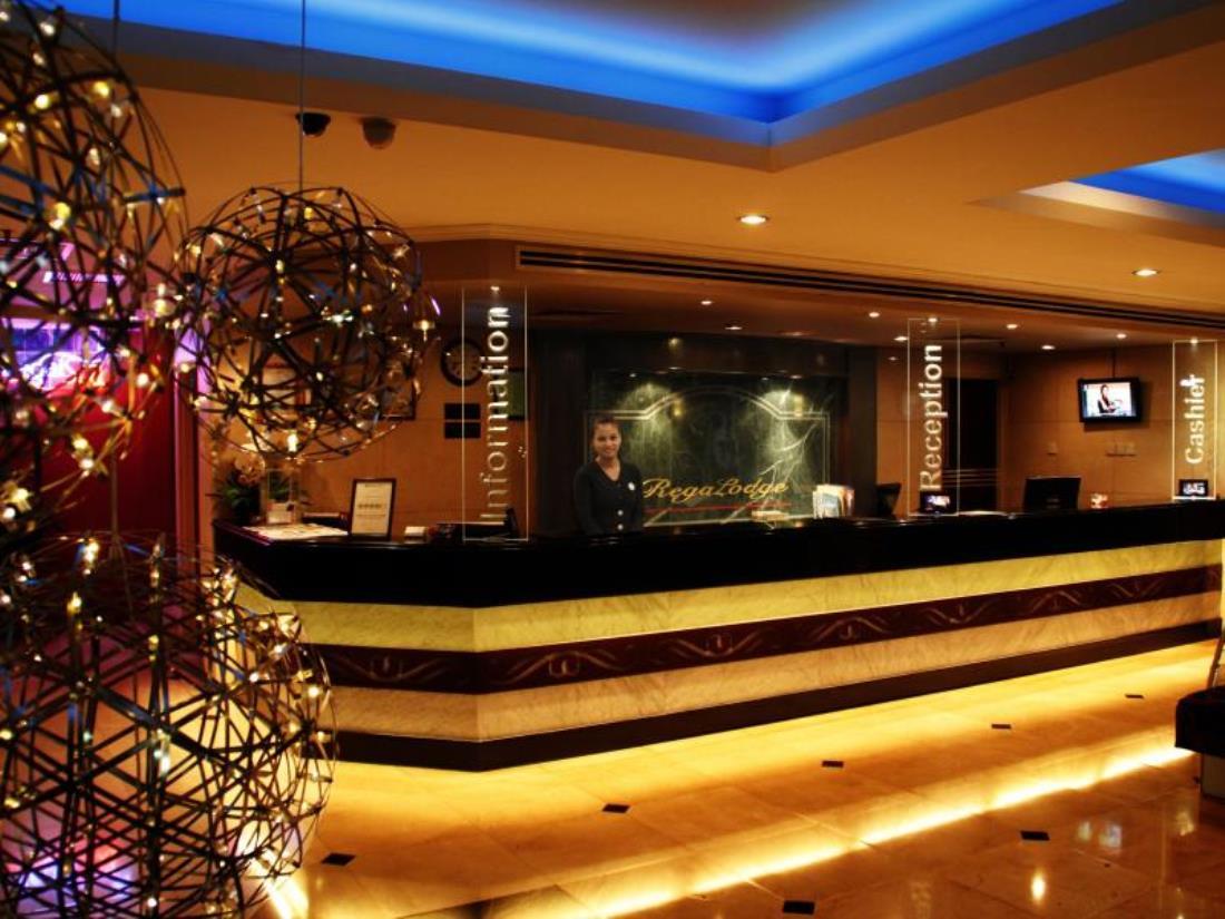 Regalorge Ipoh Hotels