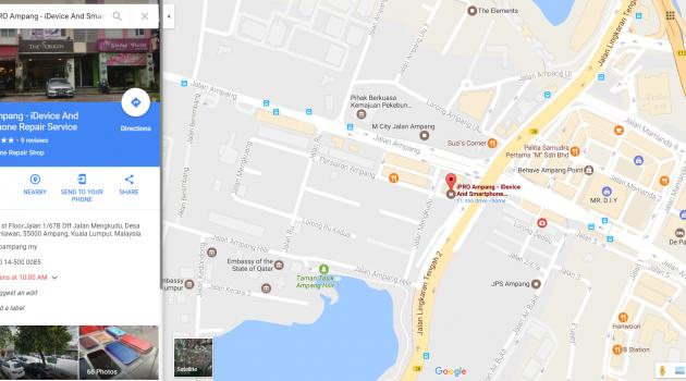 kedai repair iphone murah di ampang