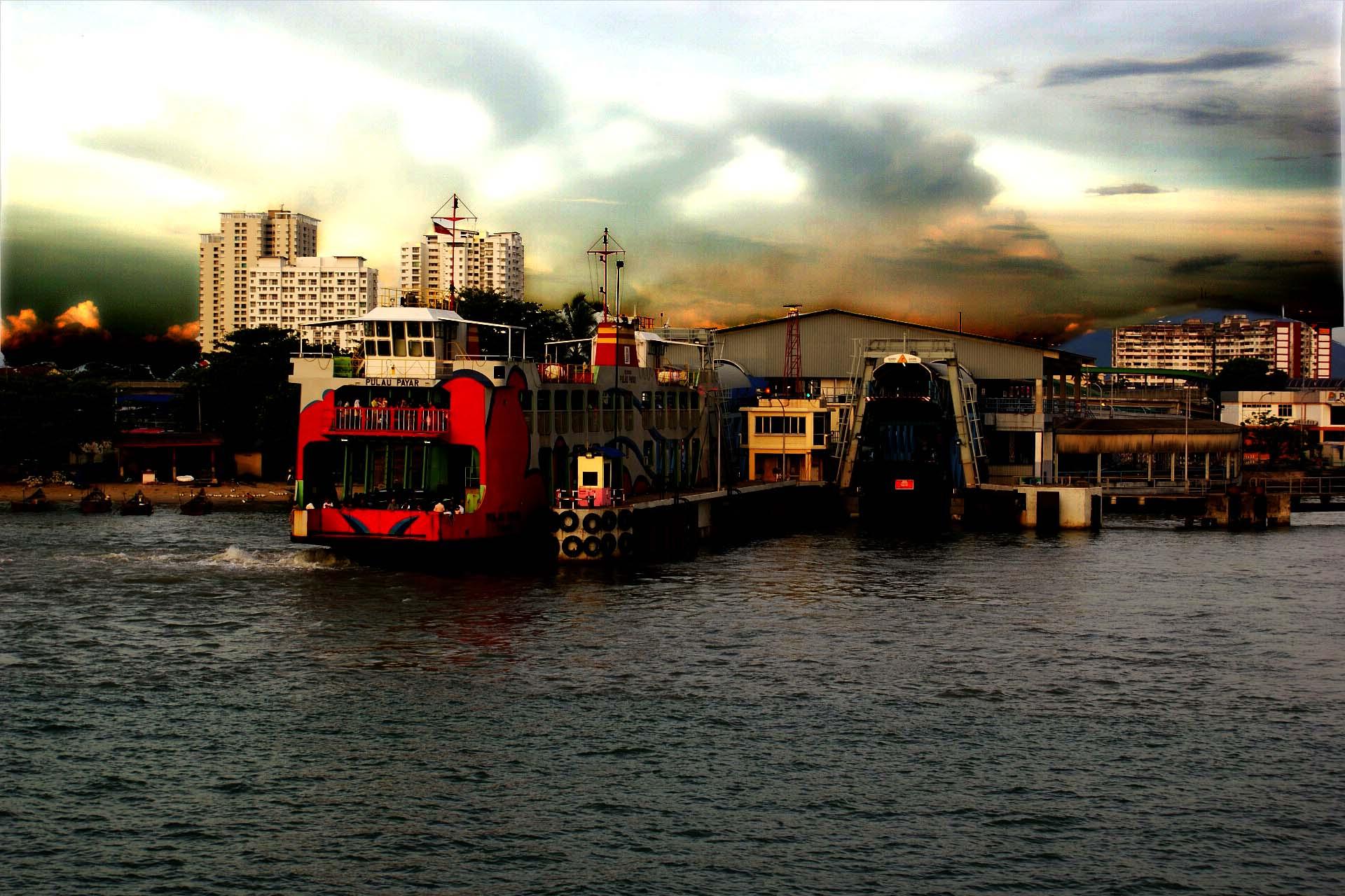 Kereta Sewa di Pulau Pinang