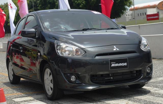 Mitsubishi Mirage (A) Promosi Kereta Sewa Langkawi