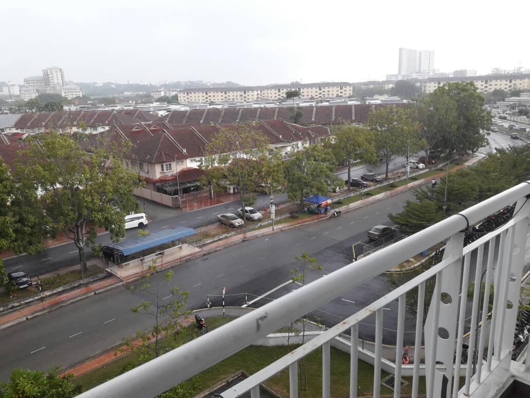 Sewa Bilik di UITM Shah Alam