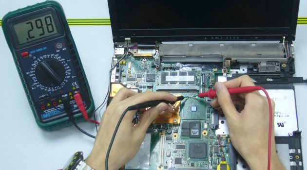 Repair Motherboard Laptop