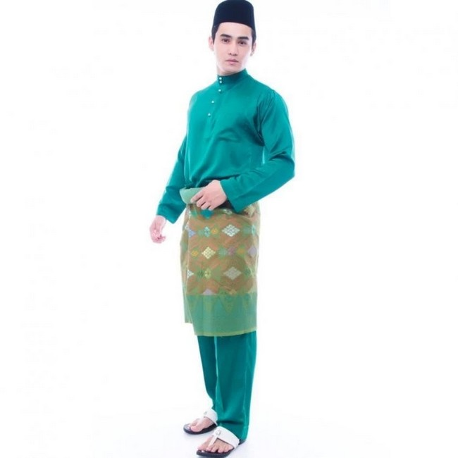 baju melayu tradisional Beli Kurta 5 Waktu