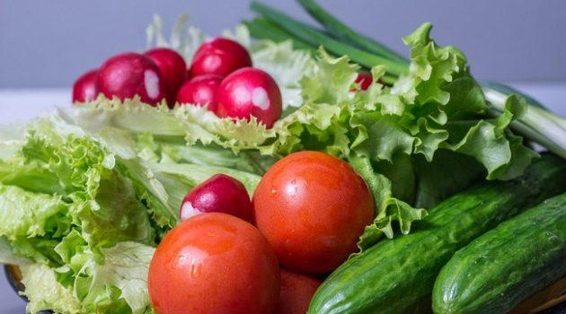 Sayur sayuran bagus untuk kesihatan
