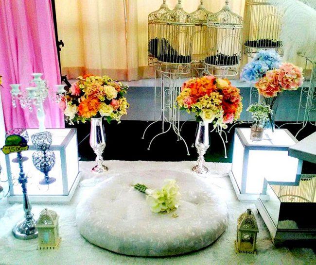 Sewa Dekorasi Majlis di Lembah Klang