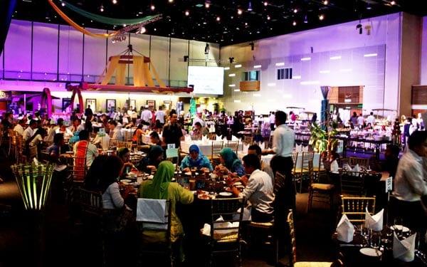 Buffet Ramadhan Di Cyberjaya