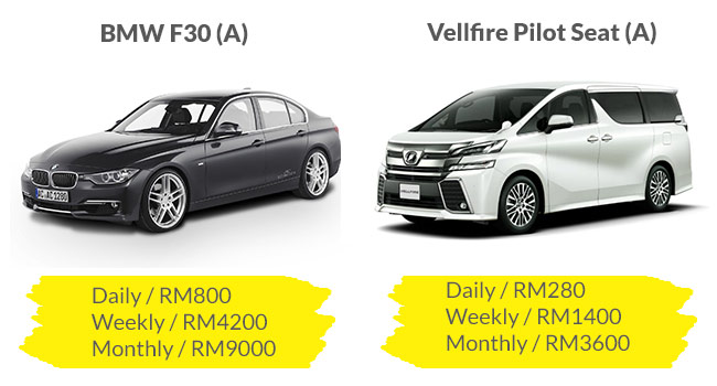 luxury-cars-rental-sungai-petani