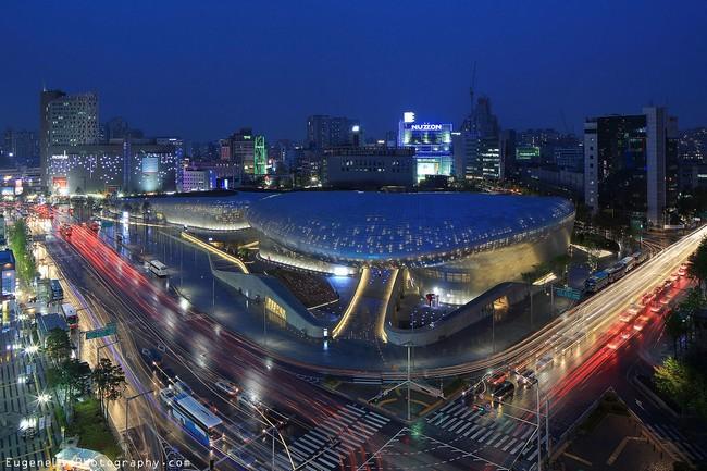 Pakej Percutian Murah ke Korea