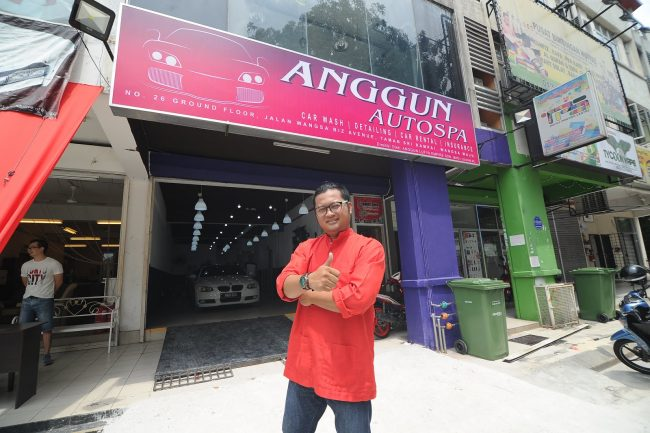 Monthly Anggun Car Rental