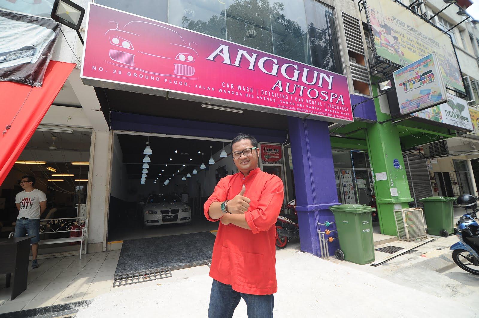 Monthly Anggun Car Rental