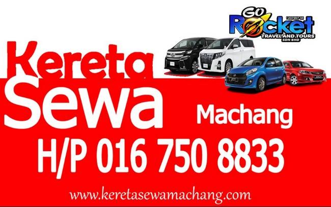 Kereta Sewa Kelantan.