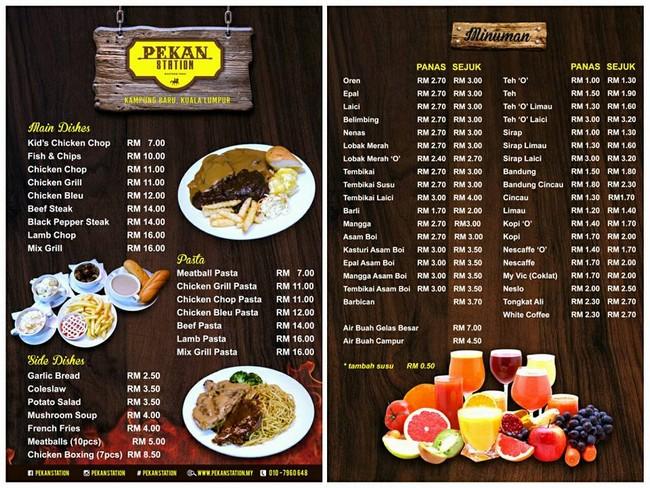 menu-makanan-western-pekan-station-kg-baru-best-western-food