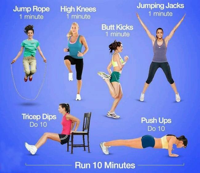 8 Tips Kurangkan Berat Badan 3 5kg Dalam Masa 7 Hari