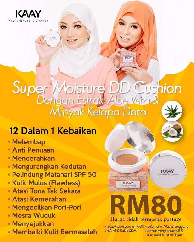 super-moisture-cushion-foundation-poster-harga Tips Hilangkan Kedut Muka