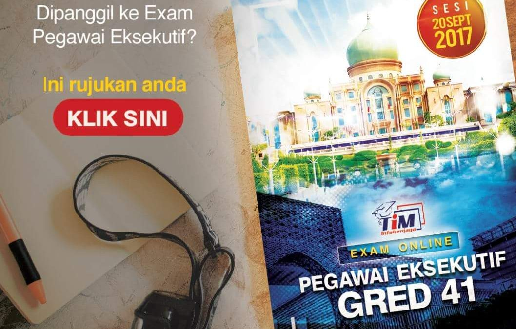 Contoh Soalan Peperiksaan Pegawai Eksekutif LHDN