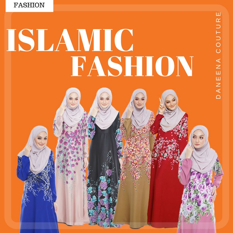 design dress muslimah