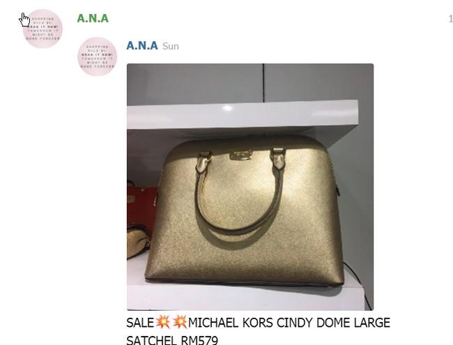 harga-fcj-michael-kors-cindy-dome-large-satchel