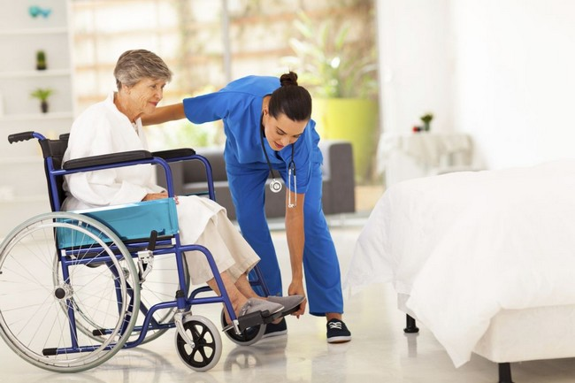 Home Nursing Care Dari Rumah Ke Rumah