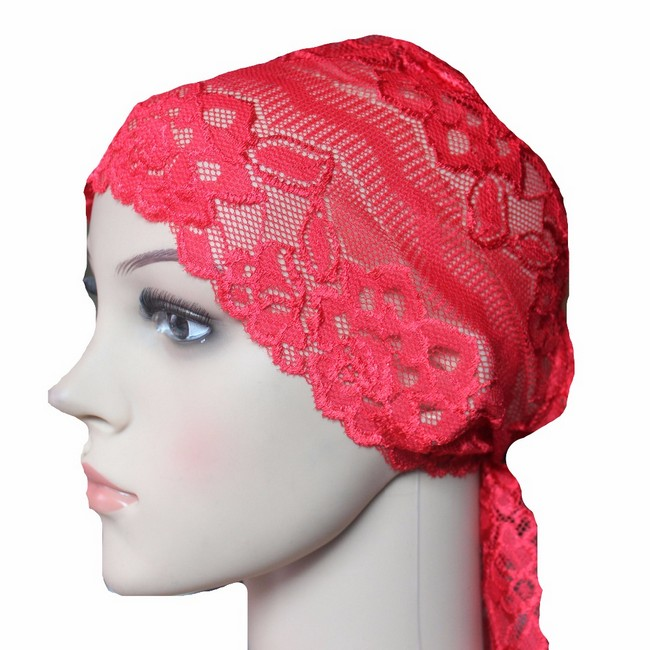Jenis Inner Tudung Lace