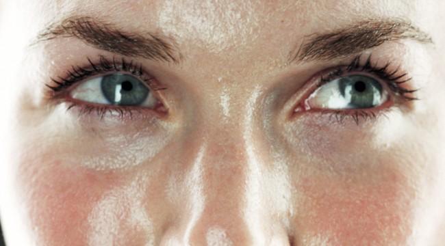 masalah kulit muka sensitif