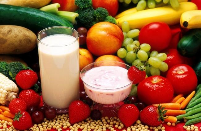 Makan Makanan Yang Rendah Lemak