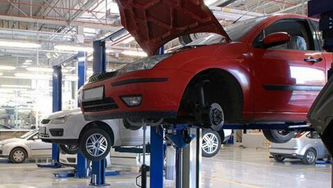 private-car-workshop
