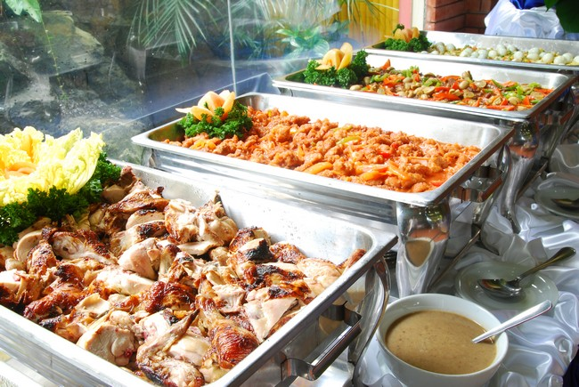 set-makanan pakej katering murah di Melaka