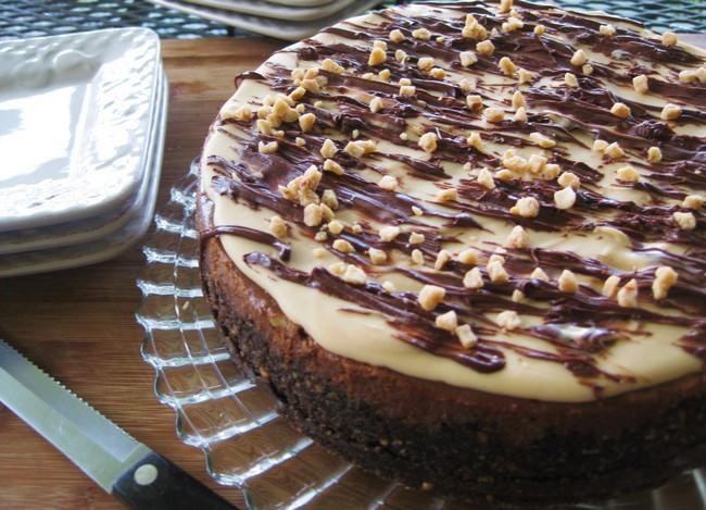 cheesecake-topping-coklat