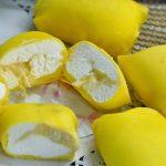 Durian Crepe di Kuala Lumpur 100% Durian Mentah Musang King / D24