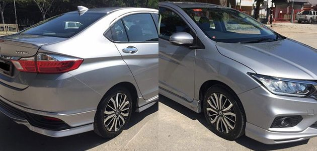 honda city gombak car rental