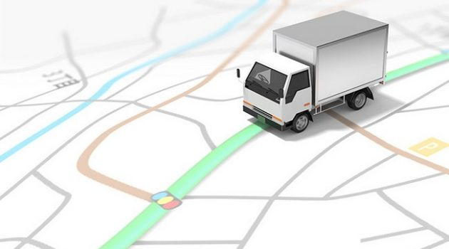 lorry gps tracking system