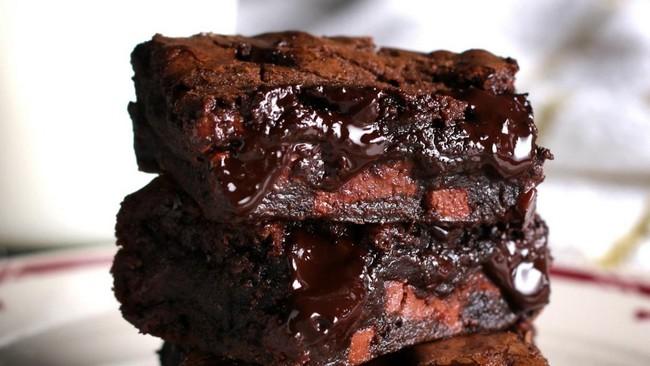 tekstur-brownies-yang-sedap