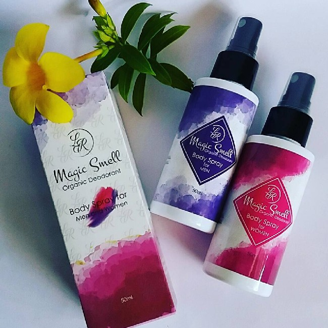kelebihan-magic-smell