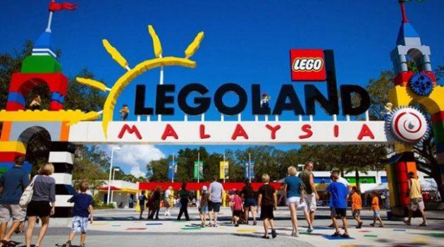 Legoland Amusement Park