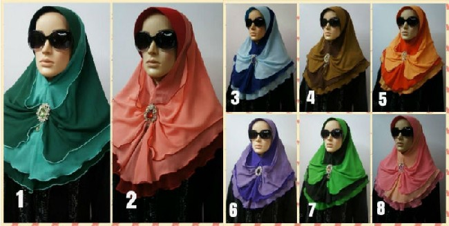 Tudung Luvly Queen
