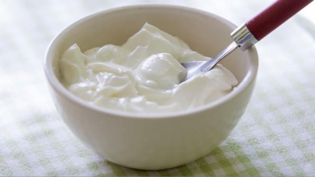 cara nak hilangkan sunburn dengan yogurt sedap