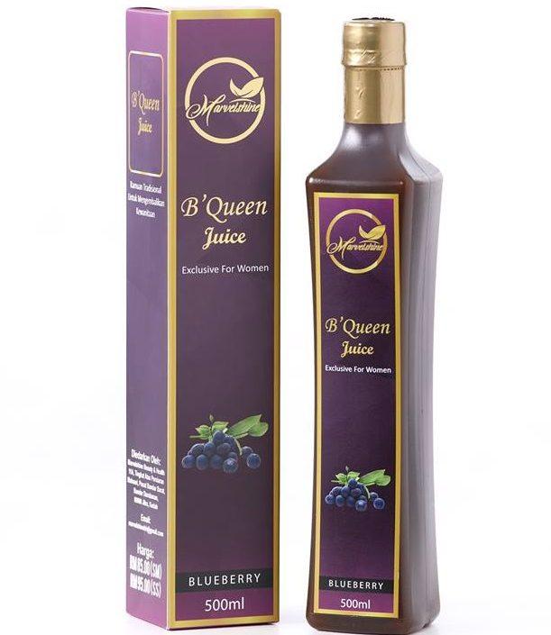 kelebihan B'Queen Juice