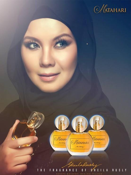 perfume malaysia inspired by sheila rusli