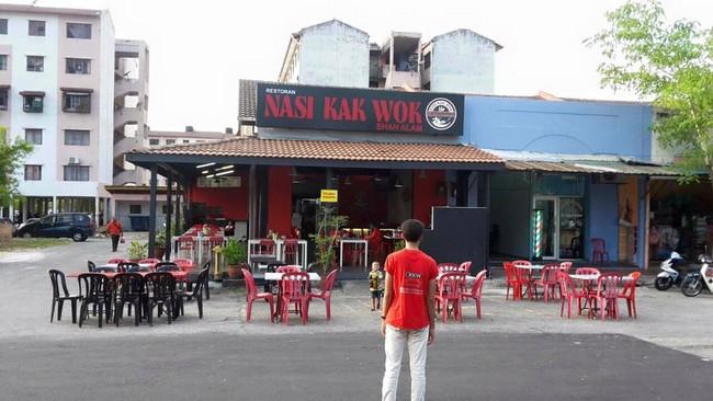 restoren-nasi-kak-wok-di-shah-alam