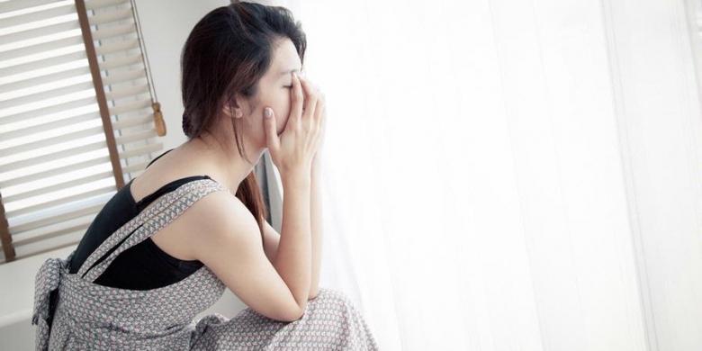 tekanan dan stress juga punca dan kesan period tidak teratur