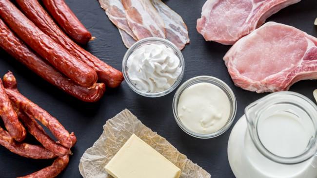 tip kurangkan kolesterol jahat dengan memilih makanan kurang lemak