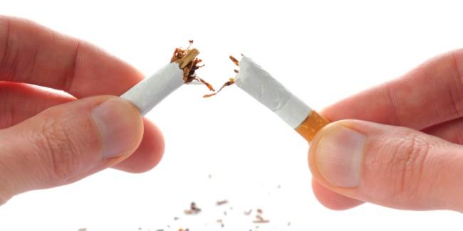 tips kurangkan kolesterol yang jahat berhenti merokok