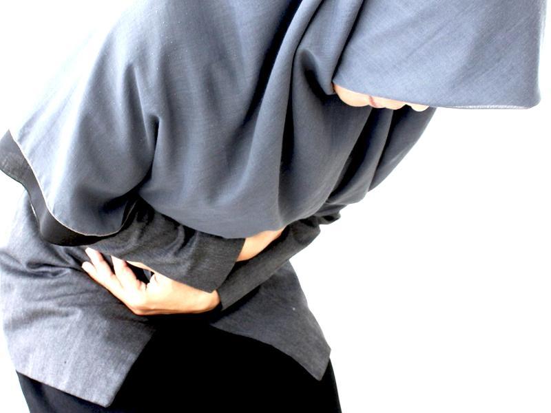 wanita-sakit-perut semasa period
