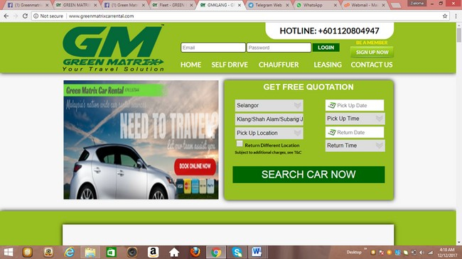 Cheap Car Rental in Klang 07