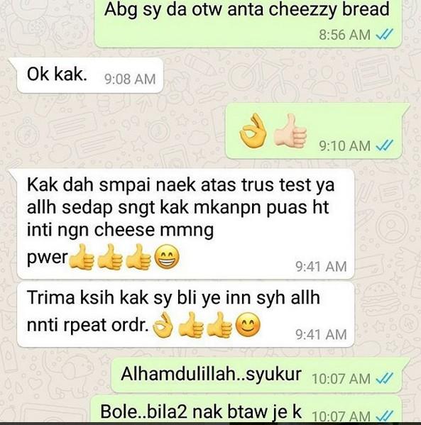 Cheezzy Bread Sedap di Johor Bahru 03