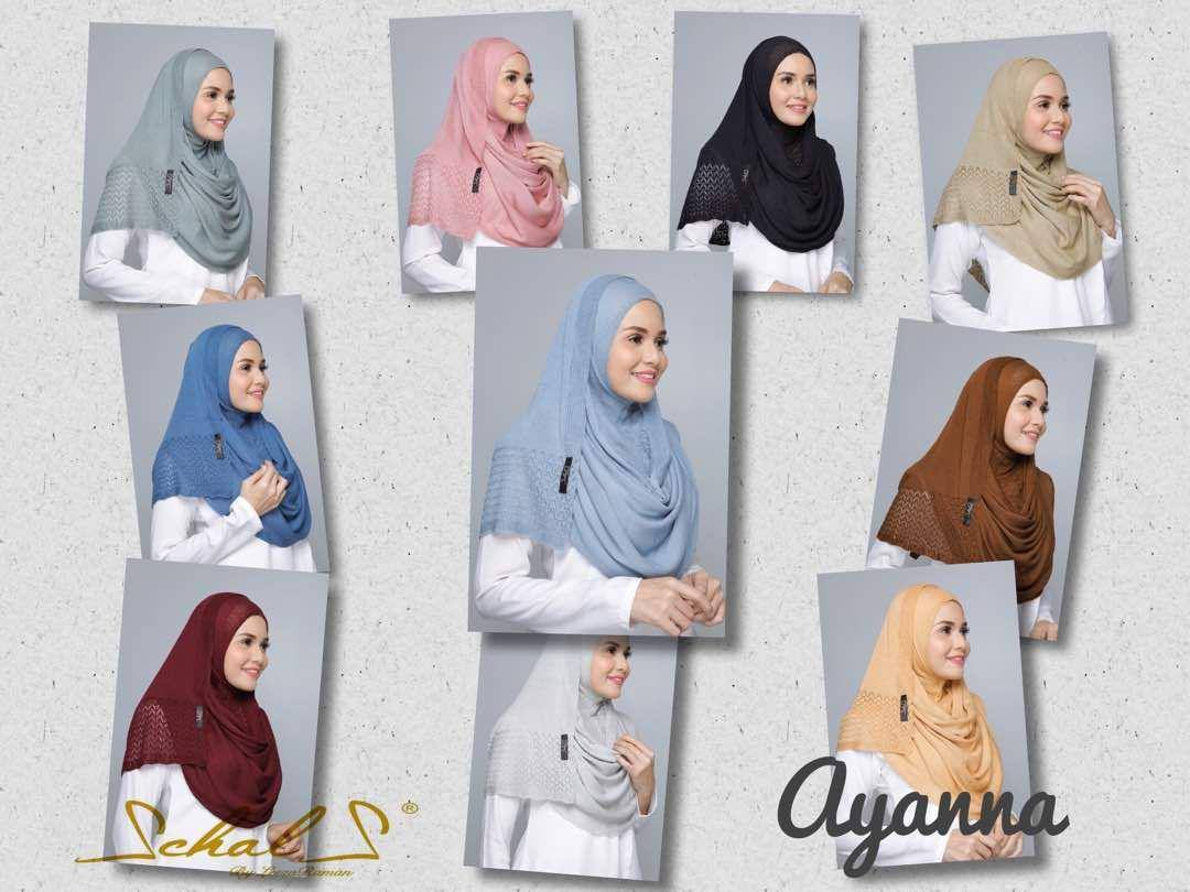 Instant Shawl Exclusive Paling Mahal