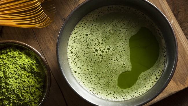 Tip Hilangkan Jerawat Dan Kulit Berminyak green tea
