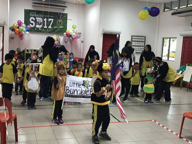 affordable montessori kindergarten in shah alam 02