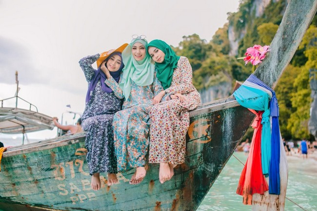 blouse muslimah 17