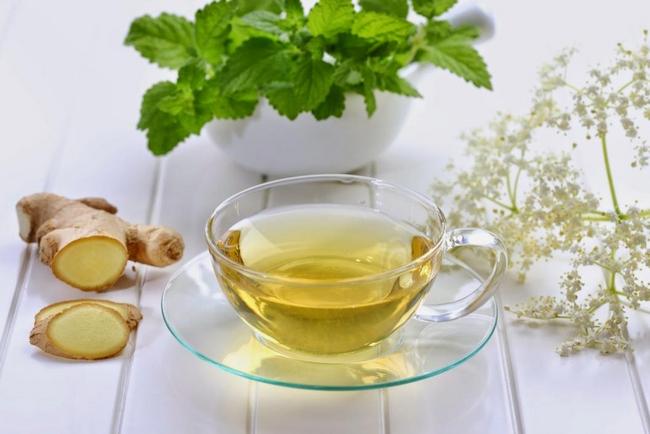 cara membuang angin dengan teh halia